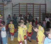 Спартакиада детских садов