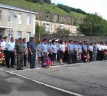 В Карачаевске отметили 77 годовщину образования  службы ГАИ-ГИБДД