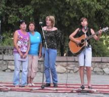 В Карачаево-Черкесии с 2 по 5 августа прошел Всероссийский фестиваль авторской песни «Горные вершины»