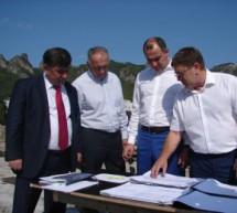 В Карачаевске прошло выездное заседание Правительства КЧР