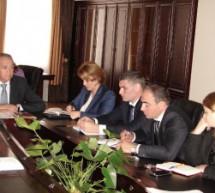 Расширенное совещание в Администрации округа