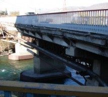 Мост через реку Теберда на въезде в г.Карачаевск будет реконструирован