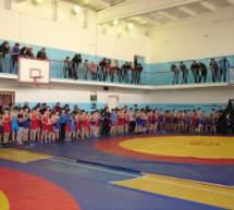 Новогодний турнир по вольной борьбе