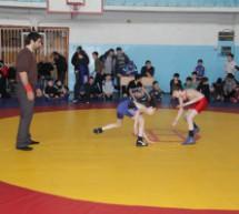 Прошел Первый открытый турнир «Эльбрусоида» по вольной борьбе