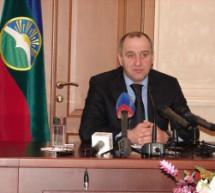 Глава Карачаево-Черкесии провел пресс-конференцию для федеральных и республиканских СМИ