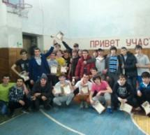 Прошли соревнования по волейболу в зачет Спартакиады на «Кубок Мэра»