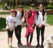 Легкоатлетическая эстафета на Кубок Мэра