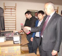 Подарок школе вольной борьбы «Карачаевск»