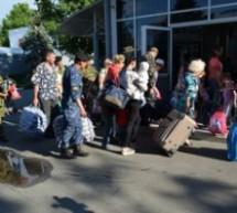 В Карачаево-Черкесcкую республику прибыли вынужденные переселенцы с Украины
