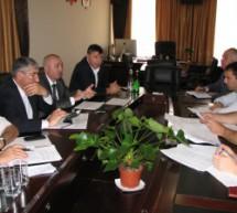 Совместное совещание Министерства строительства и ЖКХ КЧР и Администрации Карачаевского городского округа