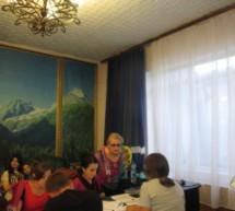 Ведутся работы по оказанию содействия и разъяснения вопросов пенсионного обеспечения вынужденным переселенцам из Украины