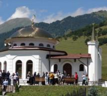 В ауле Верхняя Теберда открылась придорожная мечеть