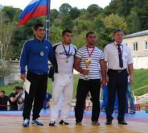 В Карачаевске прошел международный турнир по борьбе на поясах на призы Главы КЧР