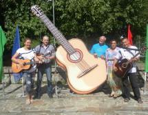 В Домбае прошел фестиваль авторской песни «Горные вершины- 2014»