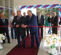 Состоялось торжественное открытие нового корпуса КЧГУ им. У.Д.Алиева