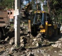 Реконструкция парковой зоны Карачаевска
