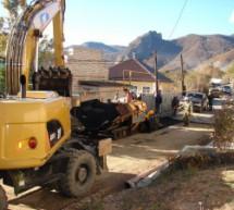 В микрорайоне Алмалы — тала завершили капитальный ремонт дорог