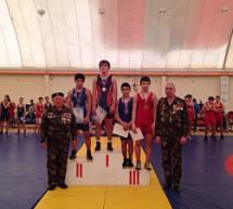 Мурат Абазалиев стал победителем первенства ЮФО по греко-римской борьбе