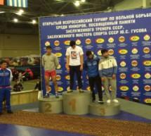 Спортсмен из Карачаевска стал призёром всероссийского турнира по вольной борьбе