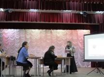 В Карачаевском городском округе прошел  конкурс «Лучший учитель родного языка -2014»
