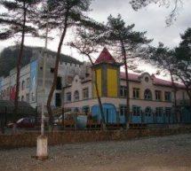 Мэр Карачаевска посетил строящийся детский сад «Красная Шапочка»