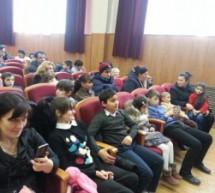 В Карачаевске прошел новогодний утренник для детей с ограниченными возможностями