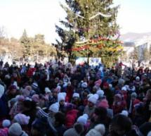 В Карачаевске прошел новогодний праздник для детворы