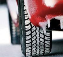 О контроле за использованием зимних шин  на транспортных средствах