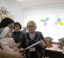 Прошло торжественное  вручение  сертификатов на материнский (семейный) капитал