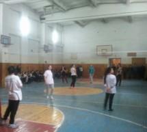 Волейбол в честь семидесятилетия Победы