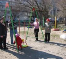 Детская площадка от Мэра Карачаевска