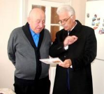 Ветерана из Карачаевска поздравили с 90-летием