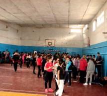 В Карачаевске прошла пробная сдача норм ГТО