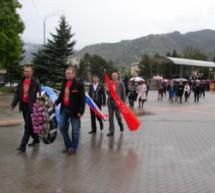 Автопробег Победы «Невинномысск-Домбай»