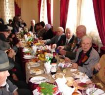 В Карачаевске состоялся прием в честь ветеранов войны