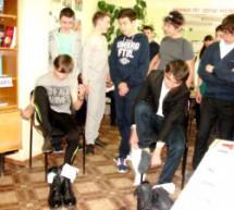 Курс молодого бойца в Центральной библиотеке Карачаевска