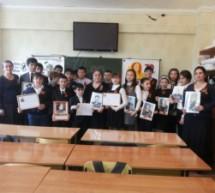 Международная акция «Читаем детям о войне» прошла в Гимназии № 4 Карачаевска