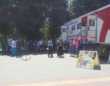 В Карачаевске прошел день донора