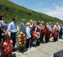 Ветераны Кисловодска посетили Музей-памятник защитникам перевалов Кавказа