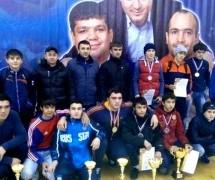 Борцы Карачаевска стали лучшими