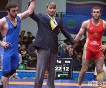 Хусей Суюнчев – серебряный призер Международного турнира по вольной борьбе на Кубок Главы Чеченской Республики