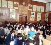 В СОШ № 6 Карачаевска прошла встреча по профилактике терроризма