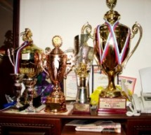 Мэр Карачаевска Р. У. Текеев поздравил призера Гран-При «Иван Ярыгин»