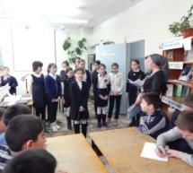В Центральной библиотеке Карачаевска прошло мероприятие «Защитникам Отечества посвящается»