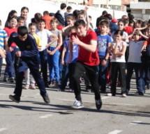 Учащиеся средних общеобразовательных школ Карачаевска сдали нормы ГТО