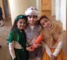 «Детский театр» Карачаевска успешно выступил на республиканском фестивале-конкурсе