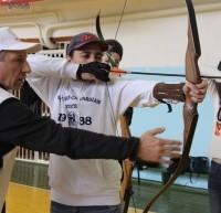 В Карачаевске прошел мастер-класс по стрельбе из лука
