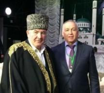 Мэр Карачаевска поздравил Исмаила-хаджи Бердиева с избранием на пост муфтия ДУМ КЧР