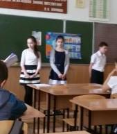 Детская библиотека Карачаевска в гостях у школьников