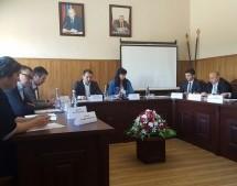 В Карачаевске прошла встреча министра экономического развития КЧР с предпринимателями округа